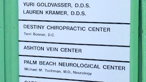 Palm Beach Gardens Chiropractic Office Hours