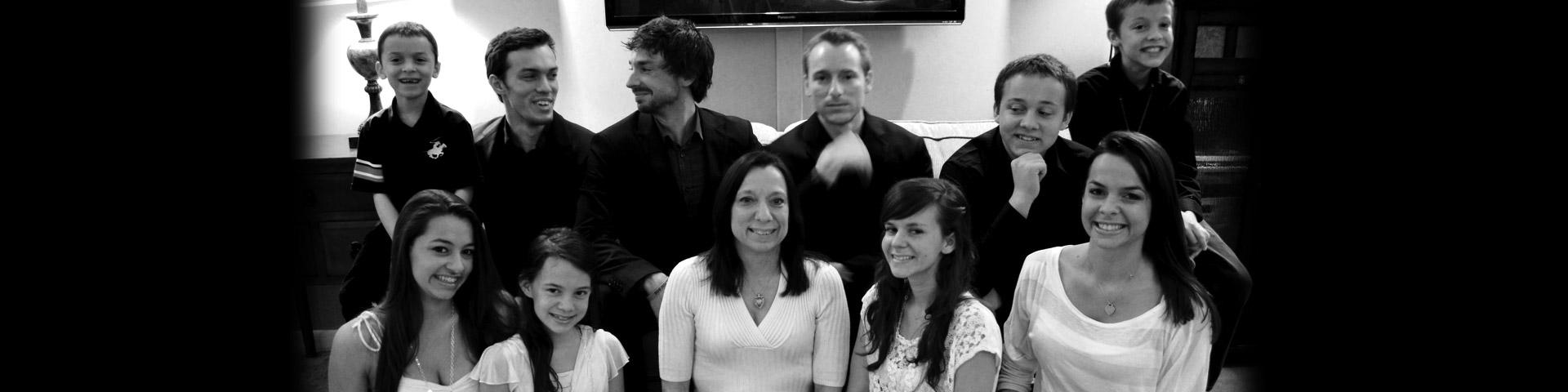 Dr. Terri Bonner & Family